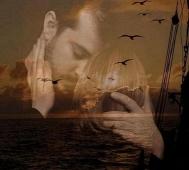 Любов на відстані або як кохати чоловіка коли він далеко.