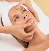 масаж обличчя противіковий, 180 грн за сеанс при разовому замовленні