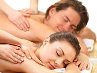 масаж пари (усе тіло) з афродізіаками.
